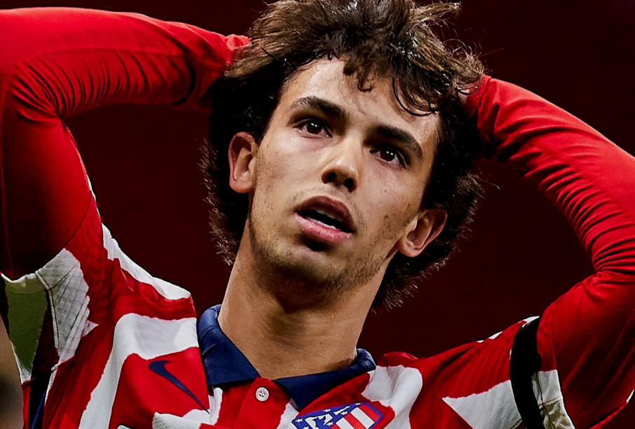 Interesse vanuit Man City voor Atlético Madrid speler Joao Felix