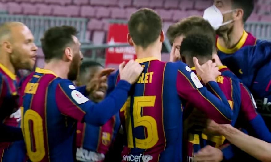 Zet FC Barcelona winnende lijn door tegen Getafe?